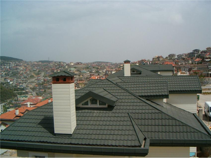 İzmir Metal Panel Kiremit